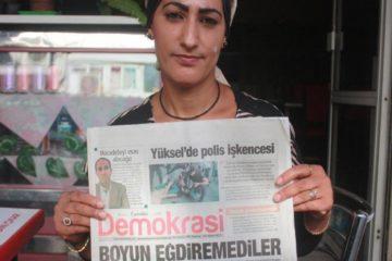 Turkish gov't jails pro-Kurdish media worker Semiha Mete