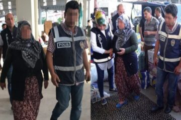 16 people including stallholder woman detained in Aksaray over alleged ByLock use