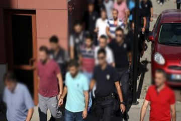Turkish gov't detains 998 people in a week, issues detention warrants for 118 on Monday over Gülen links