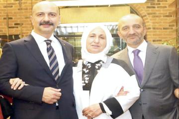 Jailed Turkish businessman İpek: 'Accusing my mother of terrorism unacceptable'
