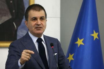 Turkey's EU minister says Ankara feels betrayed by EU over accession process