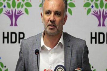 Pro-Kurdish HDP deputy Ayhan Bilgen released by Turkish court