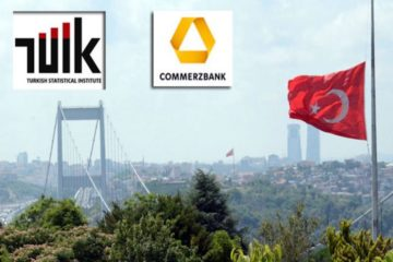 Commerzbank: Turkey's official growth figures questionable, possibly politically influenced