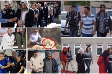 Turkish gov't detains 970 people over alleged links to Gülen movement in a week