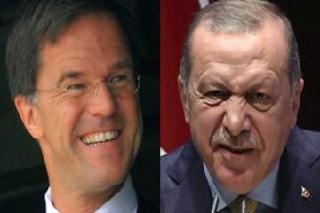 Erdoğan says Dutch PM can't look him in the face anymore