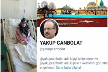 Turkish governor blocks post-coup victim on Twitter after being asked for help