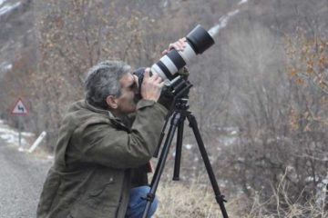 Turkish gov't detains photo-journalist Kemal Özer in Tunceli province