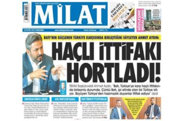 Deputy parliament speaker: West formed 'crusader alliance' against Turkey
