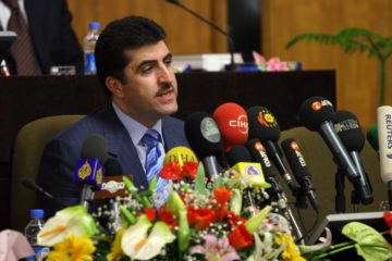 KRG's PM Barzani defies Iraq's top court decision: Referendum to be held Sept. 25
