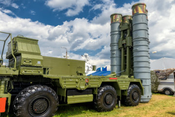 Erdoğan says allies gone crazy over Turkey's S-400 deal with Russia