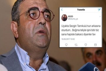 Turkish passenger on same plane as CHP deputy tweets about strangling him