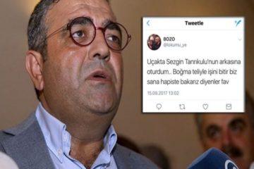 Turkish passenger on same plane as CHP deputy tweets about strangling him