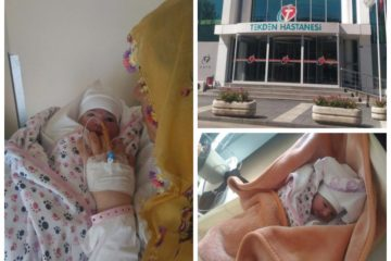 Turkish police once again waiting at hospital to detain Kayseri woman after childbirth