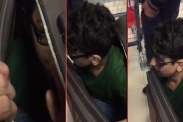 14-year-old boy caught in suitcase while trying to flee Turkey's post-coup witch hunt