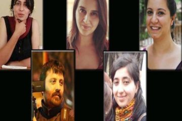 Pro-Kurdish, leftist journalists detained by Turkish gov't on Friday released