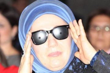 Turkey's 'First Lady' seeks to censor negative reports about her in Internet