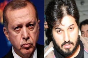 Turkey's Erdoğan says US trying to use Zarrab as informer