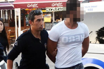 Hotel receptionist detained in Turkey for wearing 'hero' T-shirt