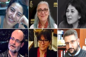 Turkish prosecutor demands 15 years in jail for human rights defenders