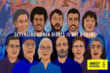 Amnesty International: EU leaders must press Turkey on human rights