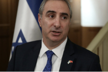 Israeli Ambassador Na'eh: We have no evidence that Gülen movement behind coup attempt in Turkey
