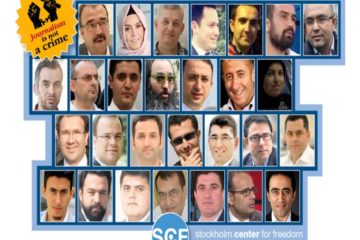 Turkish court not released 20 jailed journalists despite of witnesses' contrary statements