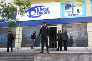 Turkish gov't issues detention warrants for 58 over links to Kimse Yok Mu charity