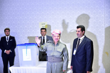 Turkey's Erdoğan gears up his anti-Semitic rhetoric as targeting KRG's Barzani