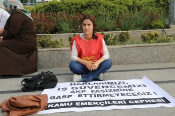 Dismissed teacher Onay jailed by Turkish gov't after 12 days under custody