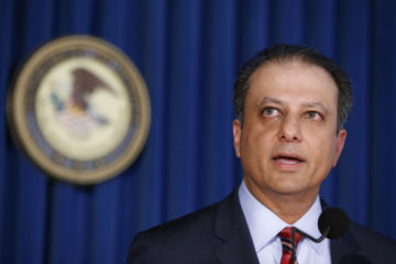 Turkish prosecutor launches investigation against US' Bharara, Kim, others