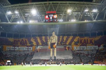 Turkish gov't launches terror probe over Galatasaray fans' Rocky choreography