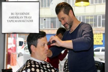 Samsun barbers ban American-style haircut in retaliation for US visa ban