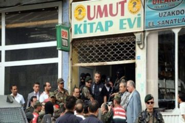 Bookstore bombing suspects released by Turkish court
