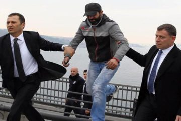 Man, who attempted pretentious suicide to promote Turkey's Erdoğan, commits murder