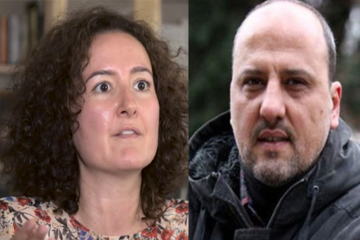 Jailed Turkish journalist's wife slams ECtHR for causing unlawfulness to be reproduced in Turkey