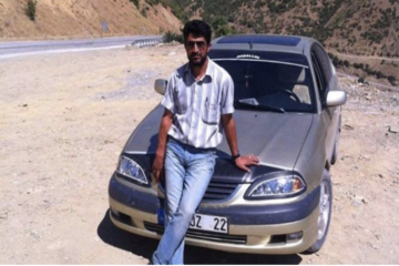 Turkish security forces killed a taxi driver over alleged PKK link