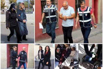 Turkish gov't detains 759 people over alleged links to Gülen movement in past week