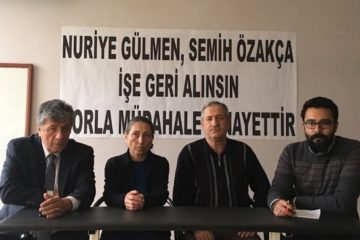 Parents of Turkish hunger strikers say police threaten them to halt protest
