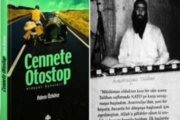 Adem Özköse's book praising jihadists distributed to high school students in Turkey