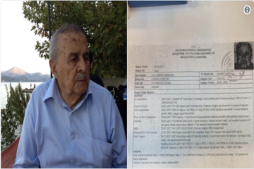 Turkish gov't transfers 87-year old 'coup suspect' to prison far away from hometown