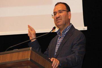 Turkey's Deputy PM Bozdağ claims Zarrab case baseless, political