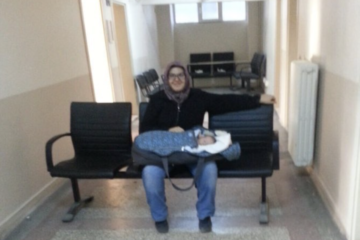 A 40-day-old baby, his mother under police custody for 4 days in Turkey