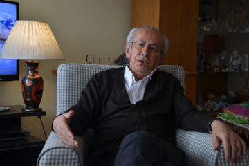 Prominent Turkish academic Fikret Başkaya briefly detained in Ankara
