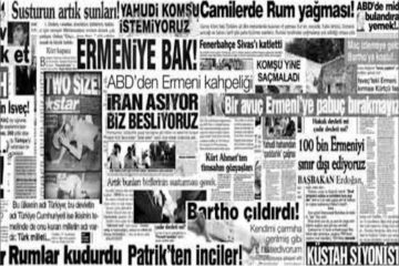 Hrant Dink Foundation: Jews, Syrians and Greeks main targets of hate speeches in Turkey