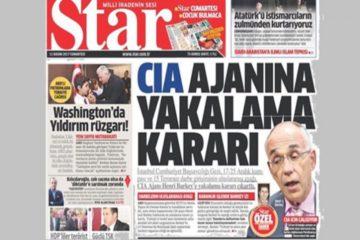 Turkish gov't issues detention warrant for US academic Barkey