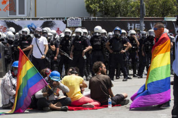 Turkey bans all gay festivals, forums, exhibitions on security grounds in Ankara