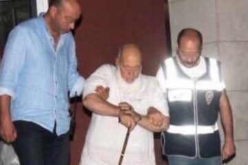 Turkish court orders 81-year-old man to stay behind bars on coup charges