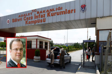 Jailed journalist Usluer given forced haircut in Turkish prison