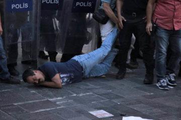 Turkish activist Saçılık says hunger striker Nuriye Gülmen is now 37 kg and at the point of no return