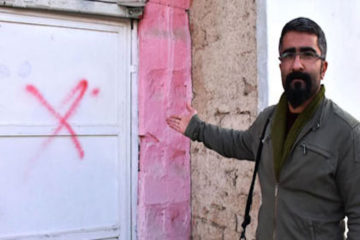 Turkey's Alevis worried by their homes in Malatya neighborhood marked red